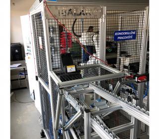 robotická manipulace 2