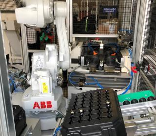 robotická manipulace