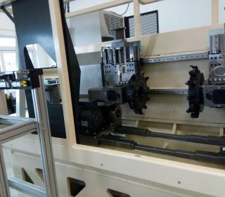 Obráběcí stroje 3