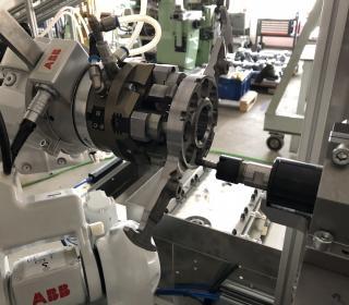 Obrábění robotem 5